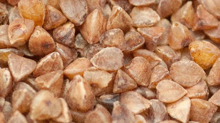 Roasted Buckwheat (Kasha) with Browned Onions & Mushrooms