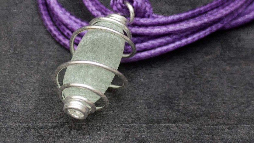 Mermaid Tears – DIY Beach Glass Jewellery