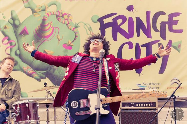 Fringe City by Dade Freeman
