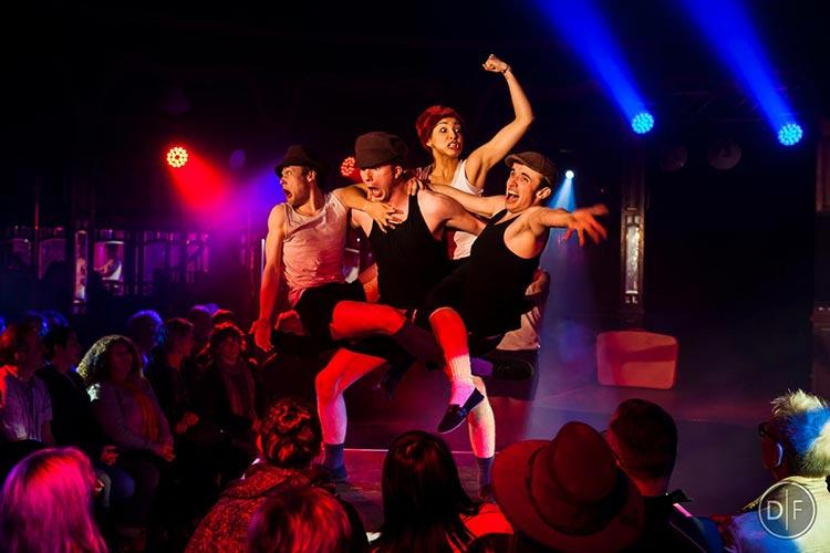 Lost In Transit at Brighton Fringe 2014 by Dade Freeman