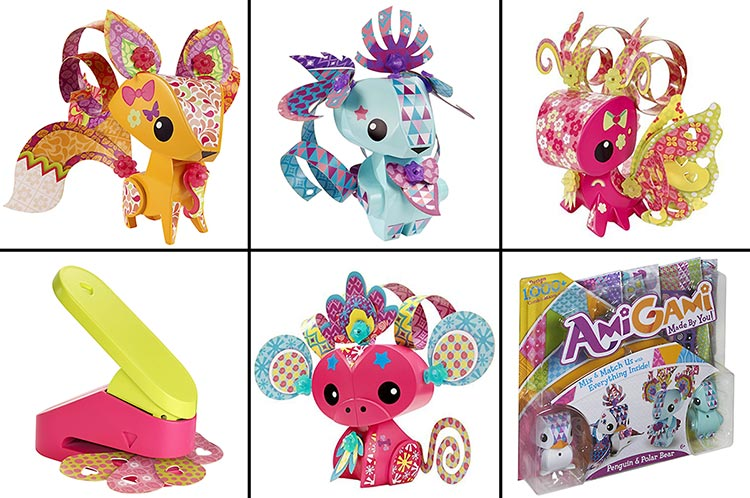 Ami Gami Amigami new toys from Mattel