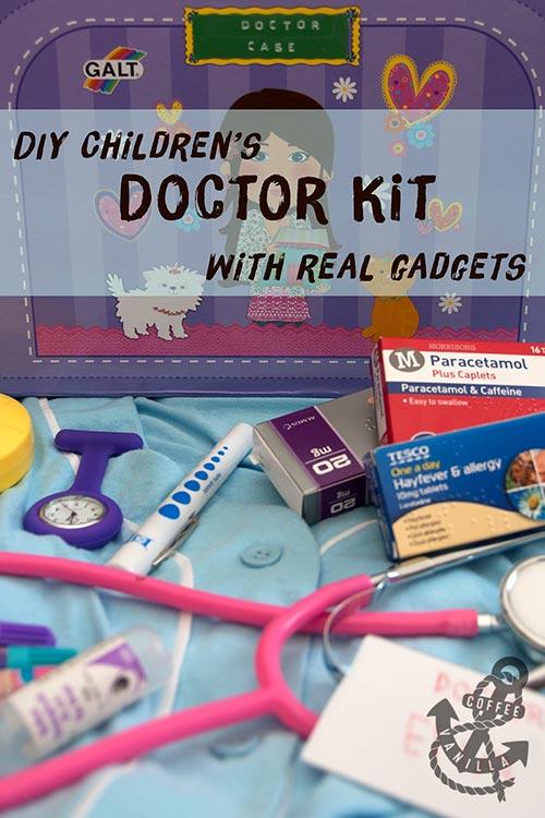 children's doctor kit nurse set vet role playing
