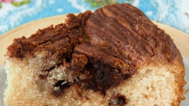 Easy Peasy Swirled Nutella Cake – Kids' Baking