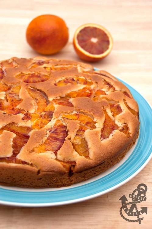 blush orange fruit cake recipe