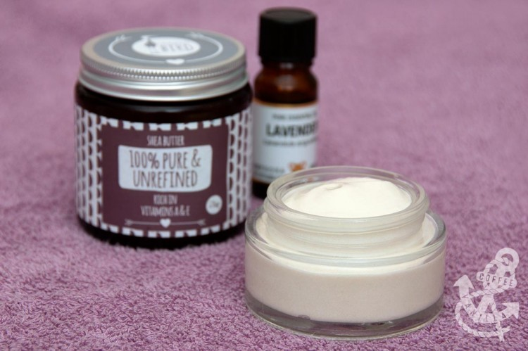 how to make shea butter cream for eczema