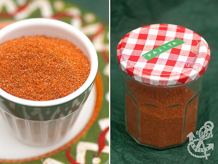 fajita seasoning mix ingredients