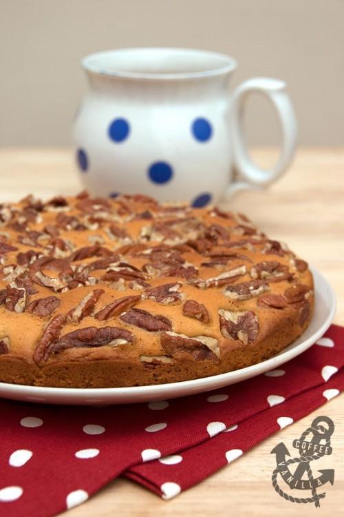 butter pecan cake simple cake with pecans recipe