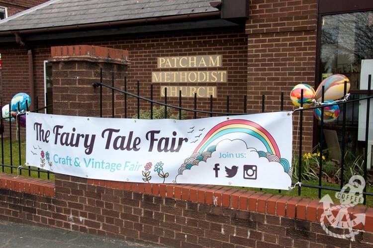 craft and vintage fair in Brighton East Sussex Patcham Old Village Methodist Church