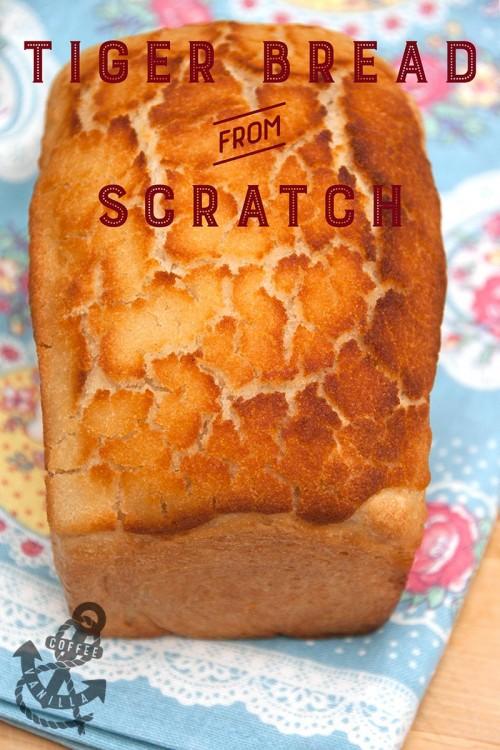 tiger bread recipes UK
