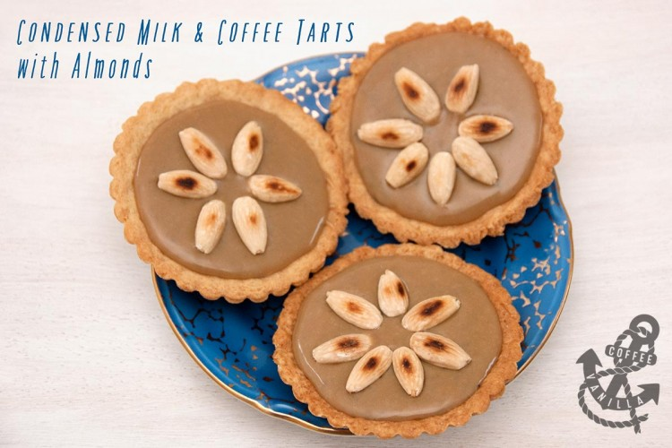 coffee tartlets recipe