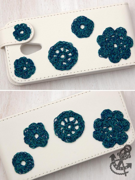 how to decorate a phone case phone wallet