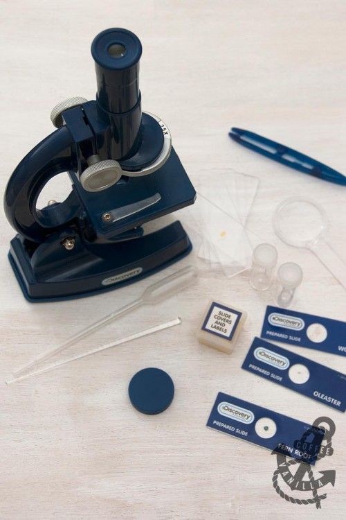 Discovery Channel Microscope Set Discovery-channel-microscope