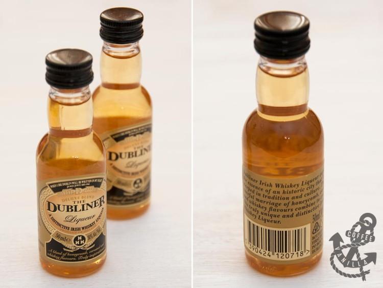 honeycomb caramel flavour liqueur