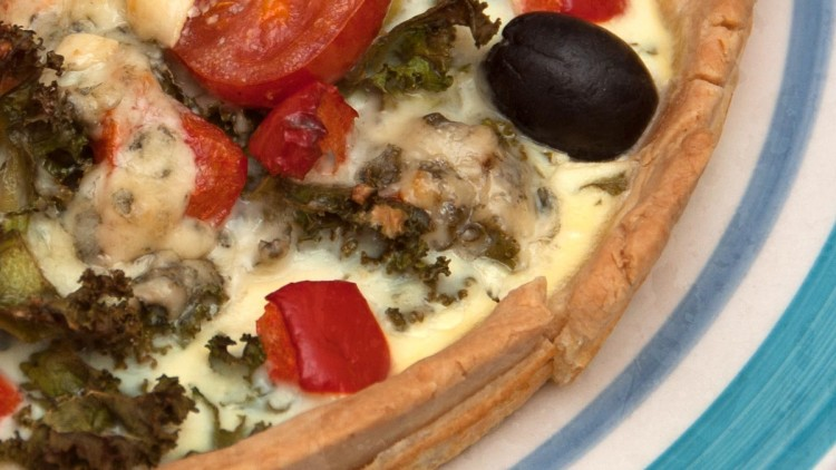 Pizza Quiche – Cooking with Kids