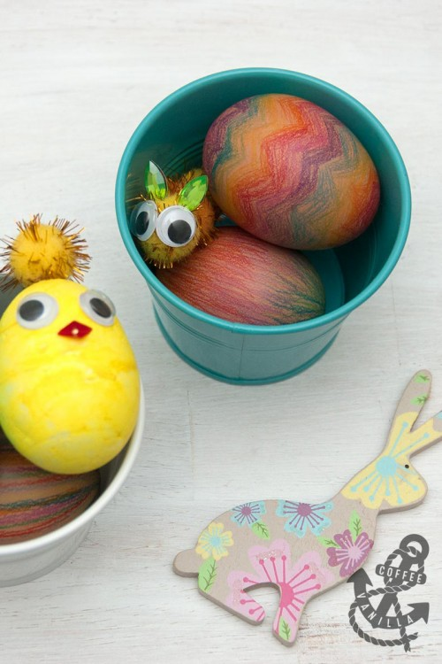 unique egg decorating ideas to try