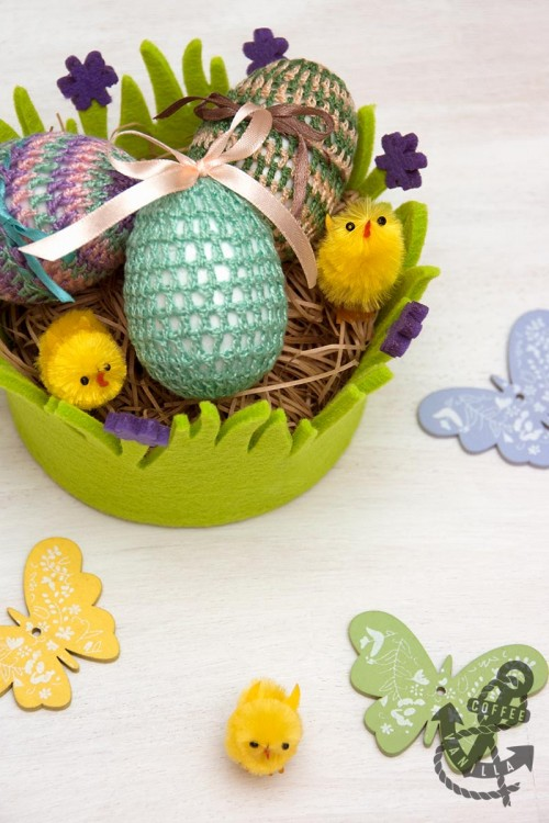 easter crochet patterns rochet easter egg pattern