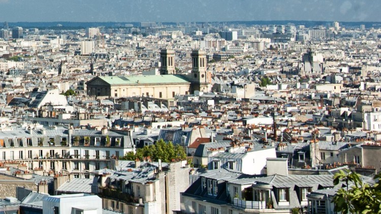 Trip to Paris & Lunch at Porte 12 with Teisseire Syrups