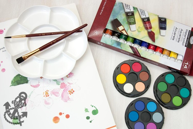 watercolor painting techniques kids