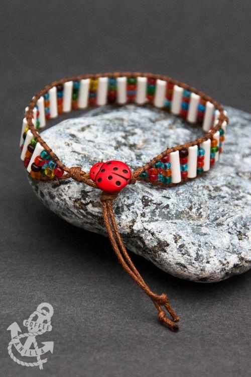 seed bead bracelet patterns