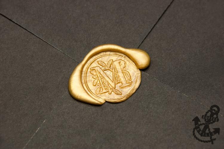 sealing wax stamp