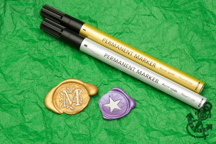 make your own wax seal stamp