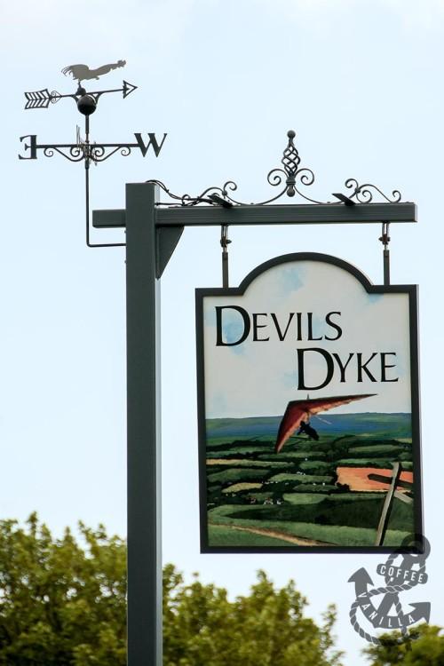 Devils Dyke Brighton Sussex South Downs