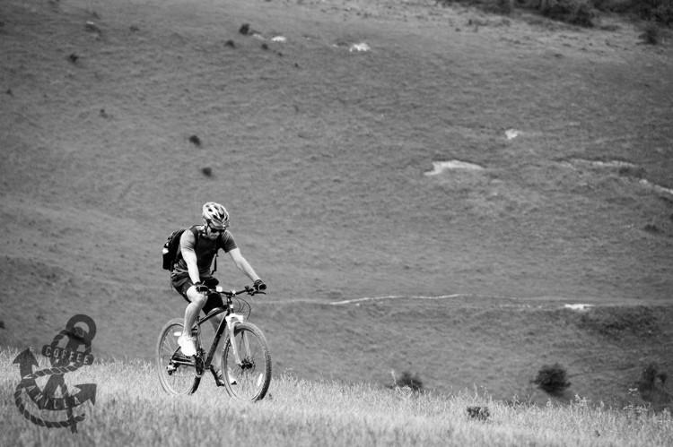 bike ride at Devil's Dyke South Downs