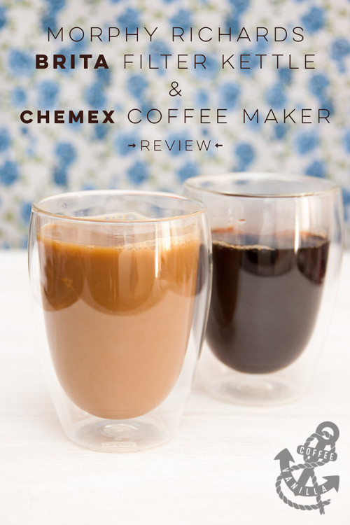 Chemex coffee maker uk review