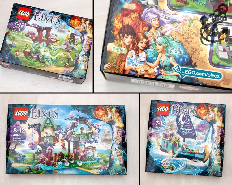 construction bricks with elves elf world Lego Elves
