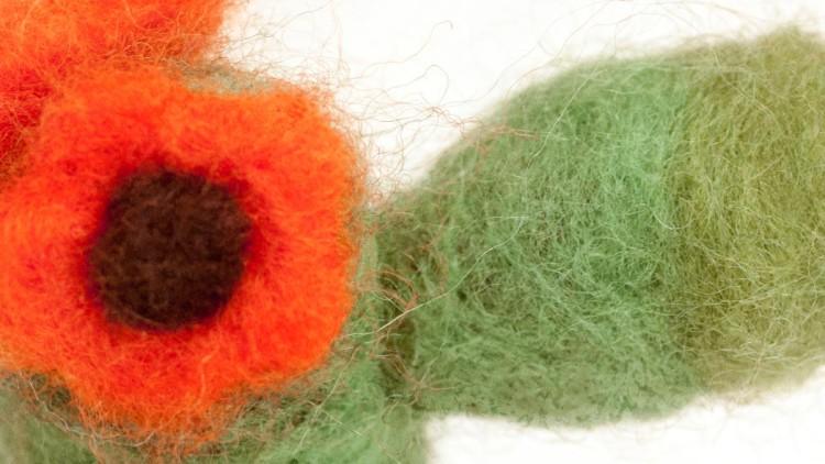 Needle Felted Cactus – DIY Home Décor Idea