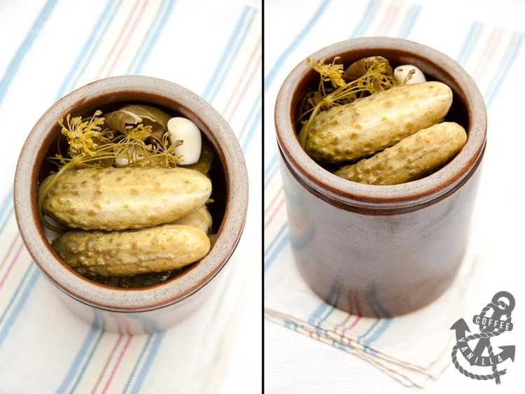 traditional dill pickle recipe