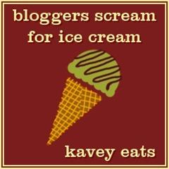 Bloggers Scream for Ice Cream badge