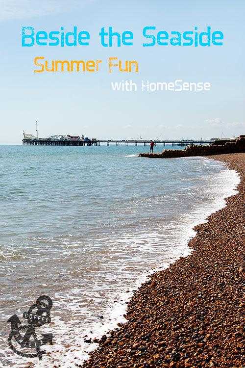 beside the seaside Brighton HomeSense