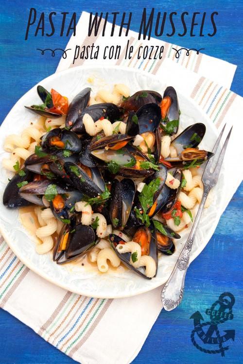 easy mussels recipe