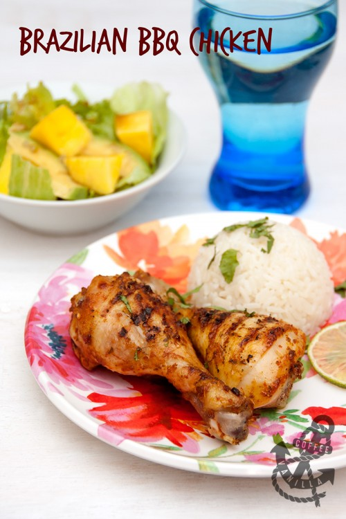 oven chicken recipes easy Brazilian