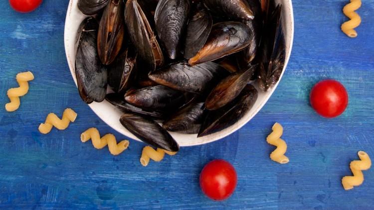 Pasta con le Cozze – Pasta with Mussels