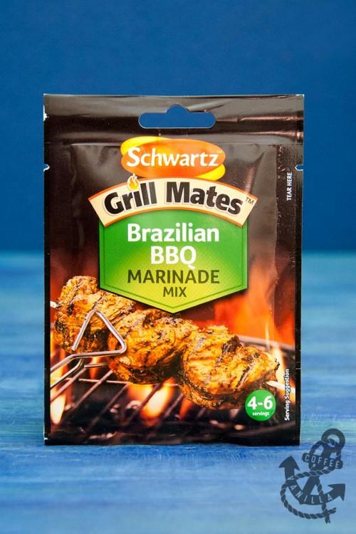 Schwartz grill spice range