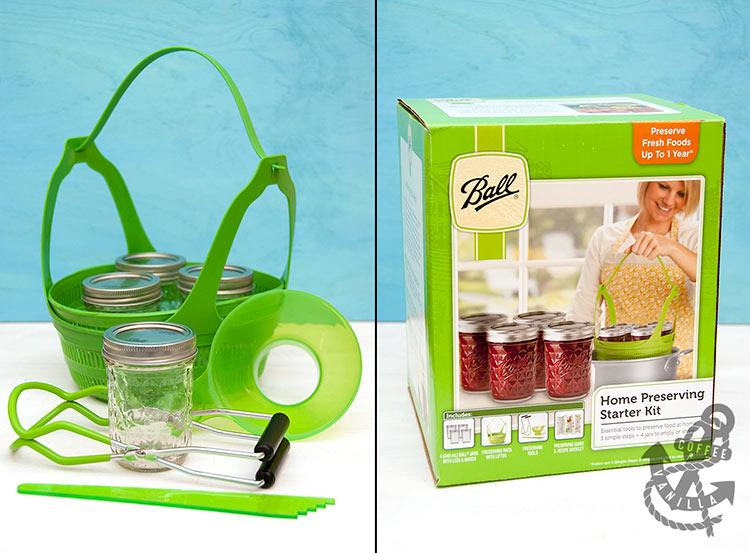 Ball jars preserving UK