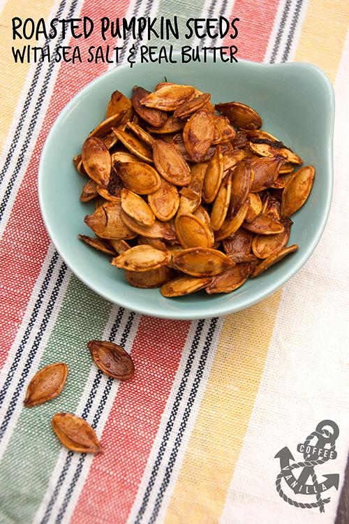 how to roast pumpkin seeds easy recipe