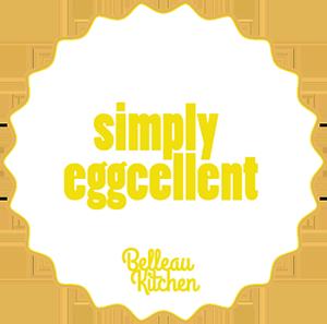 egg recipe link up by Belleau Kitchen