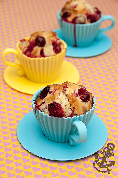 recipes for cranberry muffins