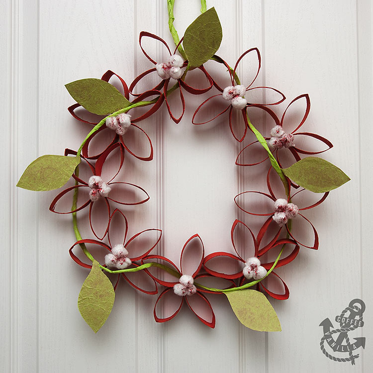 DIY wreaths and christmas trees