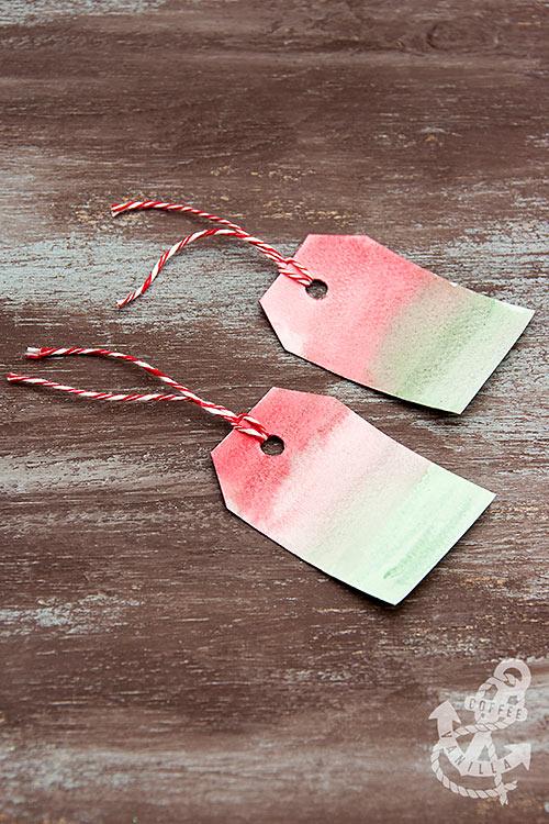 diy gift tags wedding Christmas birthday anniversary valentines