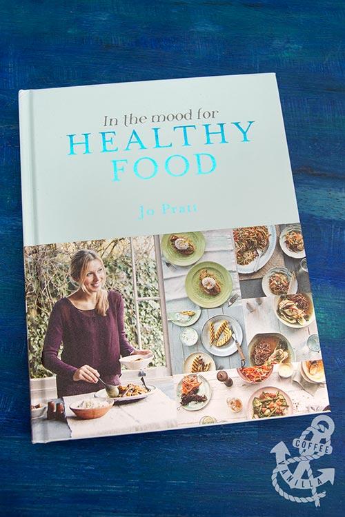 healthy food cookbook