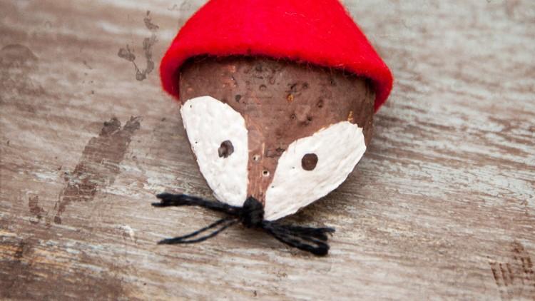 Nutshell Crafts for Kids