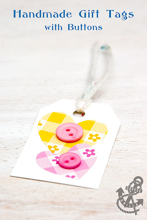 diy gift tags wedding