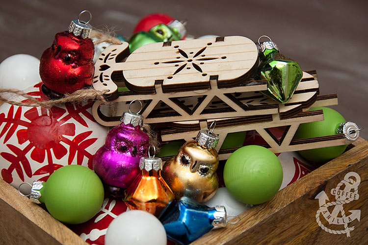 cute Christmas decorations from HomeSense TKMaxx
