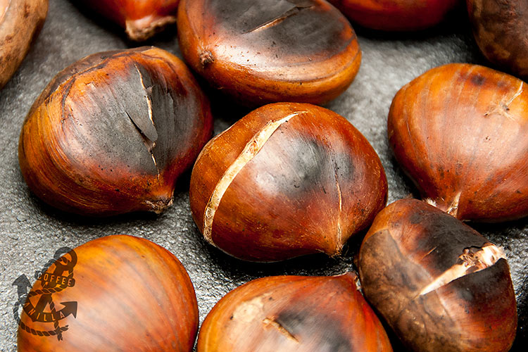 how long does it take to roast chestnuts