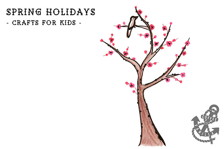 half term spring holidays craft ideas and diy projects for kids