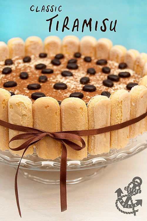 traditional tiramisu recipe and what kind of alcohol is in tiramisu?